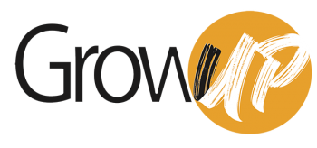 grown up educamind logo site educao financeira